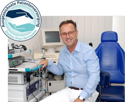PD Dr. med. Dr. med. habil. Jesús Bujia - HNO-Facharztpraxis am Marienplatz in 84130 Dingolfing